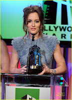 Leighton Meester The 14th Annual Hollywood Awards Gala
