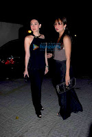 Hrithik Roshan's birthday bash