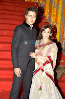 Imran and Avantika's wedding photo