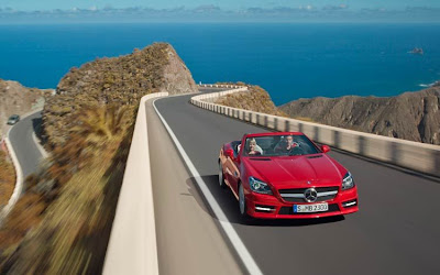 Mercedes-Benz SLK Roadster 2012 Car Images