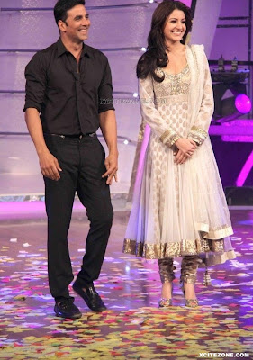 Akshay Kumar had Anushka Sharma performance for Promotions of Patiala House