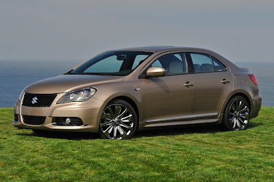 Maruti Suzuki Kizashi Released in India