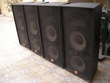 JBL SR-X SERIES $10,000.00 C/U