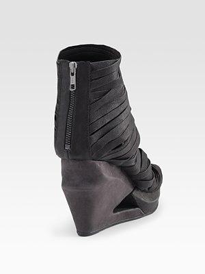 ld,tuttle,ld tuttle,shoes,boots,shooties,designer,leather,straps