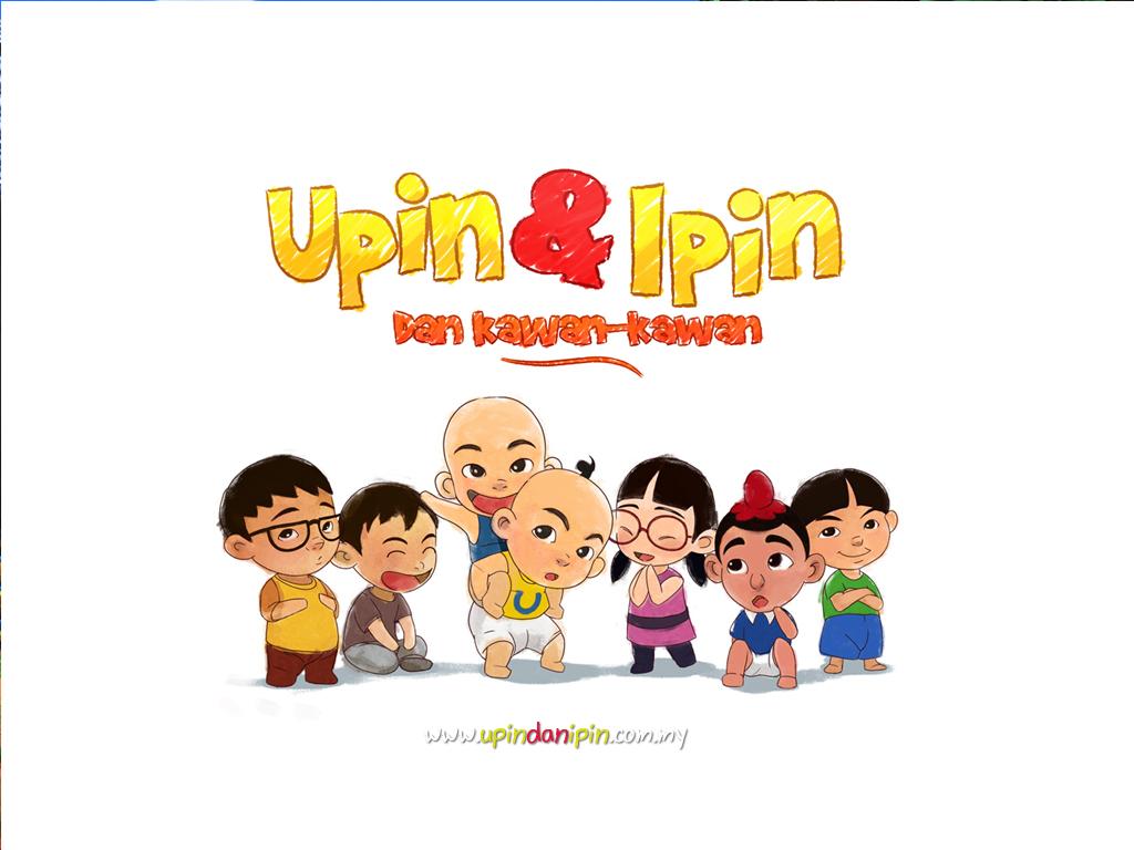 Video Upin Ipin WallpaperTerbaru