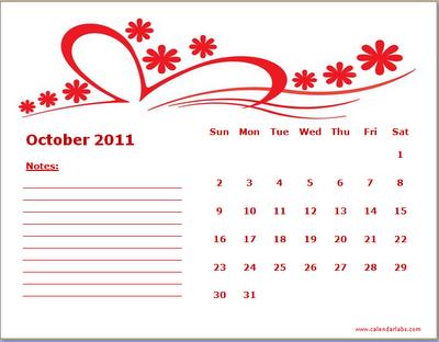 kalender tahun 2011
