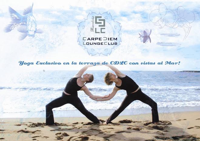 Yoga con vistas al mar ! BARCELONA, VERANO 2008