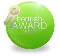 Award dari sifa thanx u