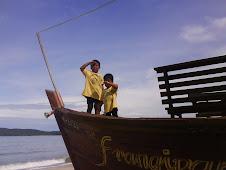 Kapten dan Pembantu