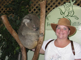 The Kid in Me (and a Koala!)