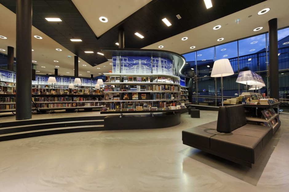 From sauerkraut to shakespeare ideas good and bad from a public library almere library the - Moderne bibliotheek ...