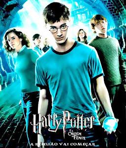 Harry potter e a Ordem da Fênix.