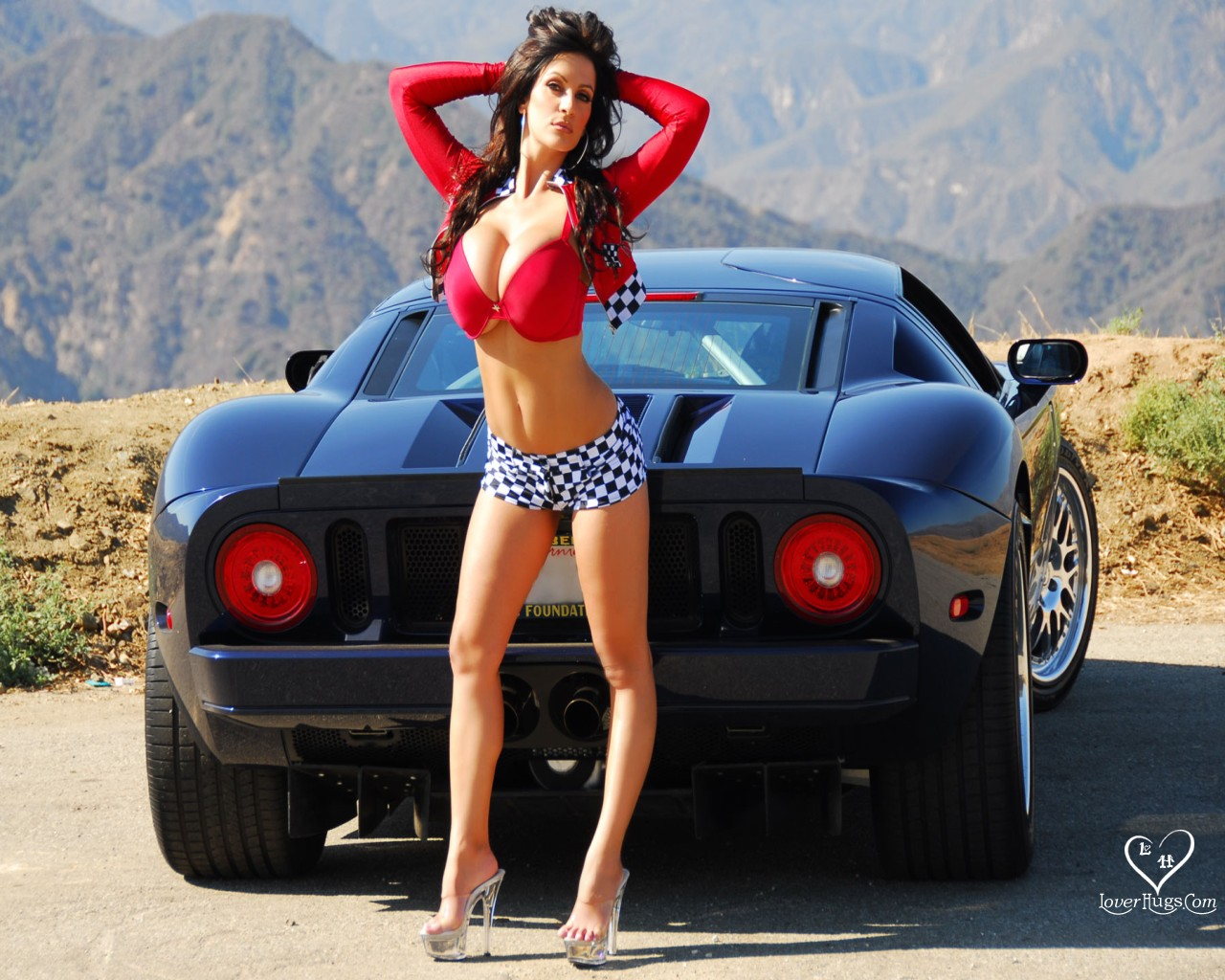 Hot Girl with Hot Car | Watch Online New Movies Free | Full HD Song