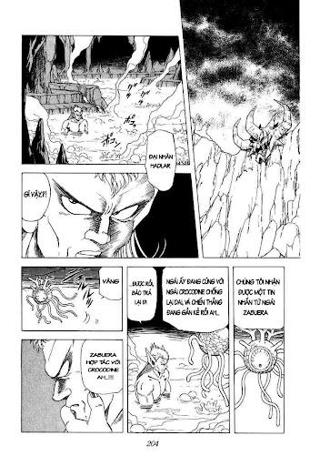 Dấu ấn Rồng Thiêng chap 25