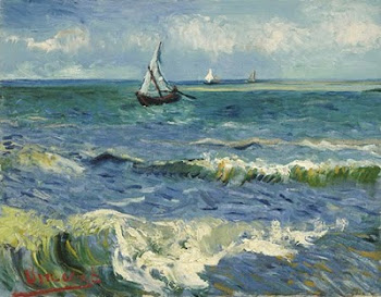 Barco de Pescadores - Vincent Van Gogh