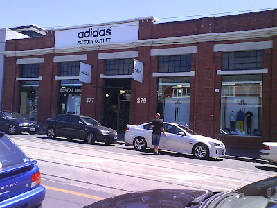3394eb266076 Adidas s factory outlet.....whole lot is fullll of Adidas goods... .