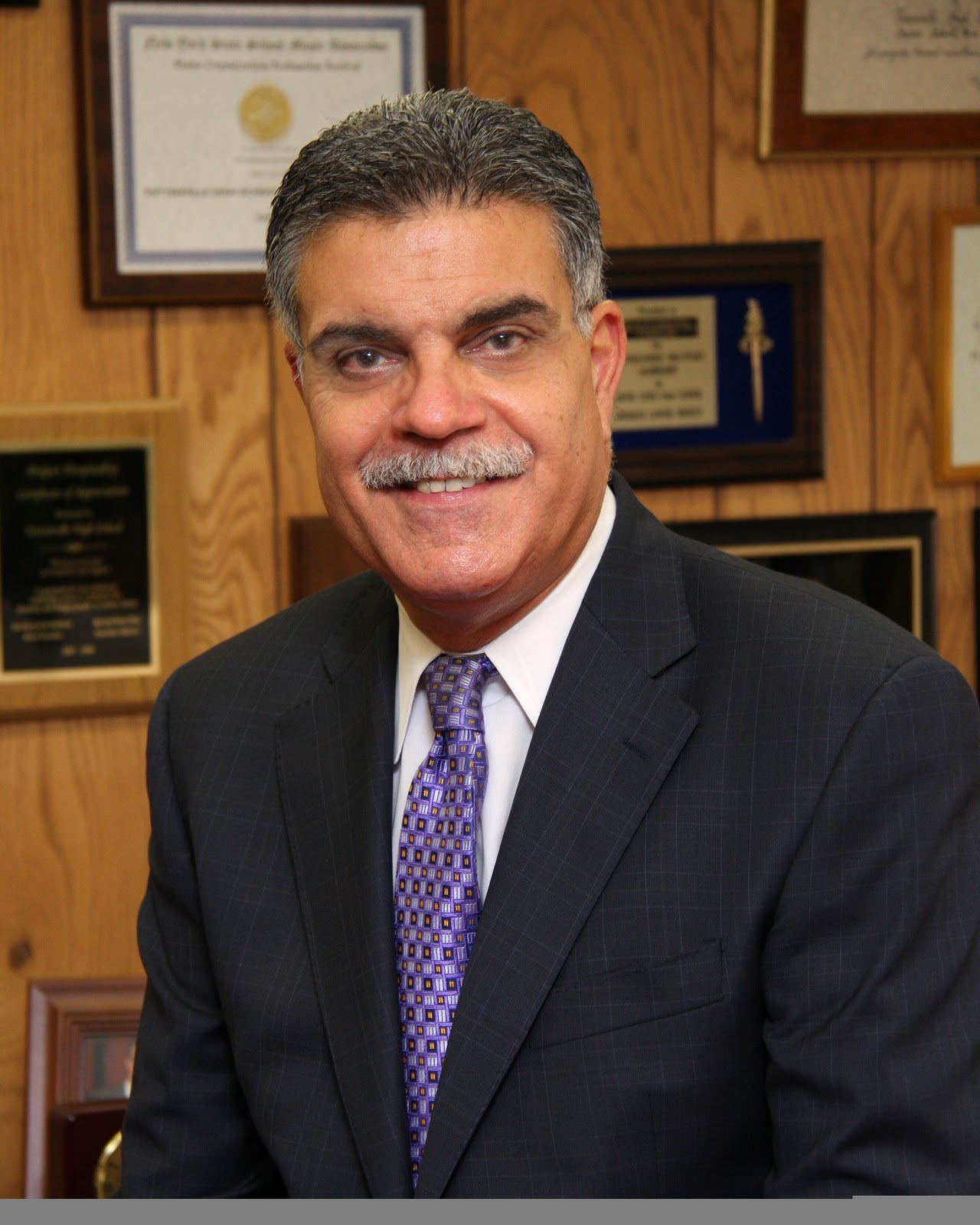 The NY Center honors John P. Tuminaro, Principal, <b>Tottenville High</b> School at <b>...</b> - Tottenville%2BPrincipal%2BJohn%2BTuminaro