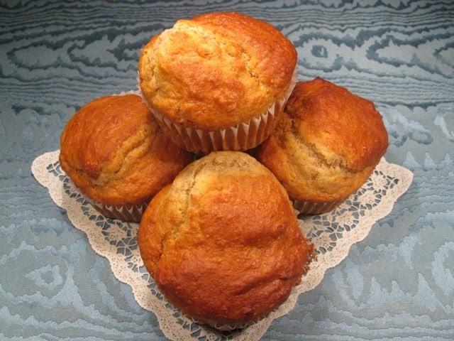 A tavola con mammazan yogurt and honey muffin - A tavola con guy ricette ...