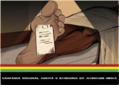 Campanha Contra o Extermínio da Juventude Negra