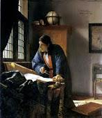 Vermeer, El geògraf
