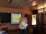 Curso na coordenação Coletiva 2008