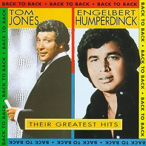 Cd TOM JONES AND ENGELBERT HUMPERDINCK - BACK TO BACK 6d4f6aa579fb