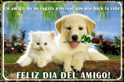 Tarjetas Dia del amigo Imagen3