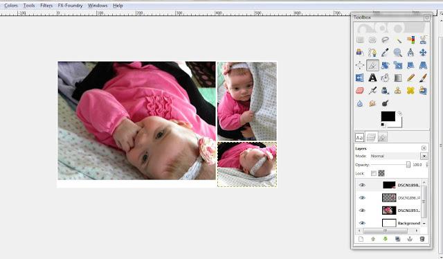 fotomontaje resultado montaje