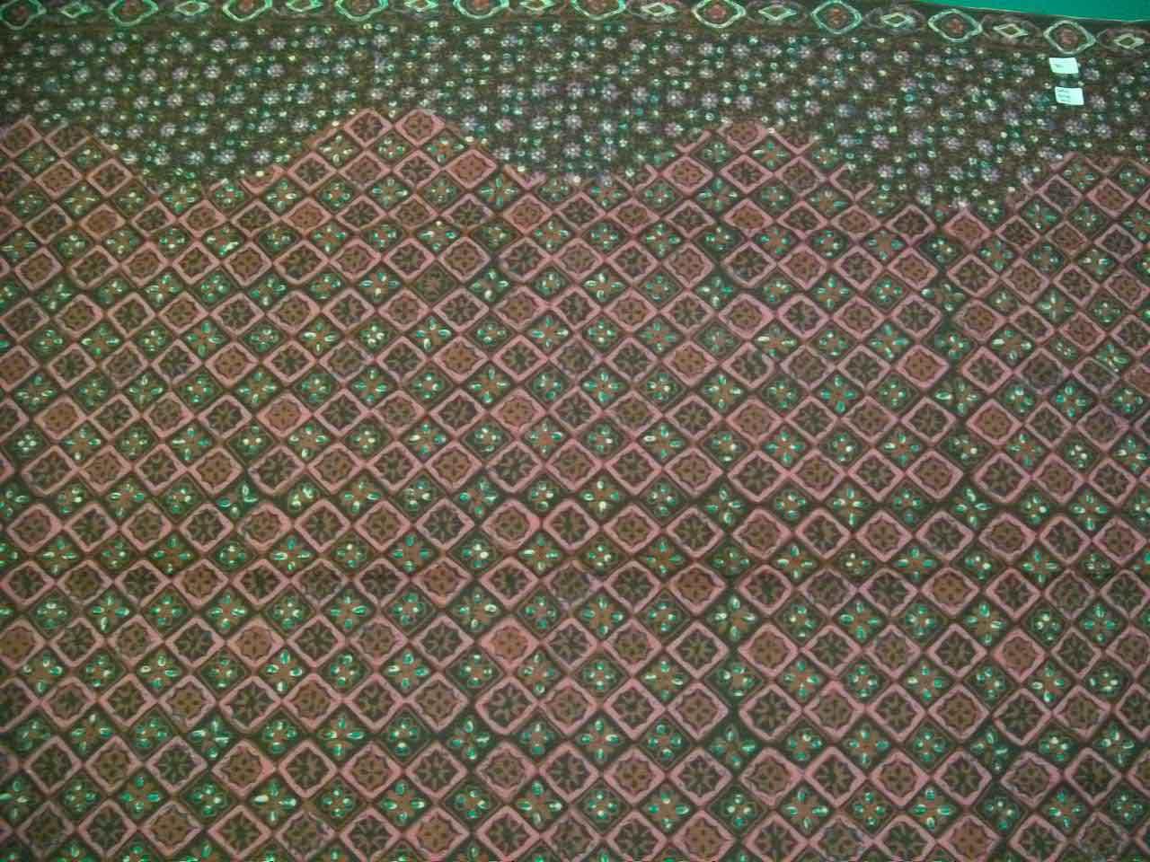 Traditional Motif Batik