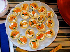 Lox Tarts