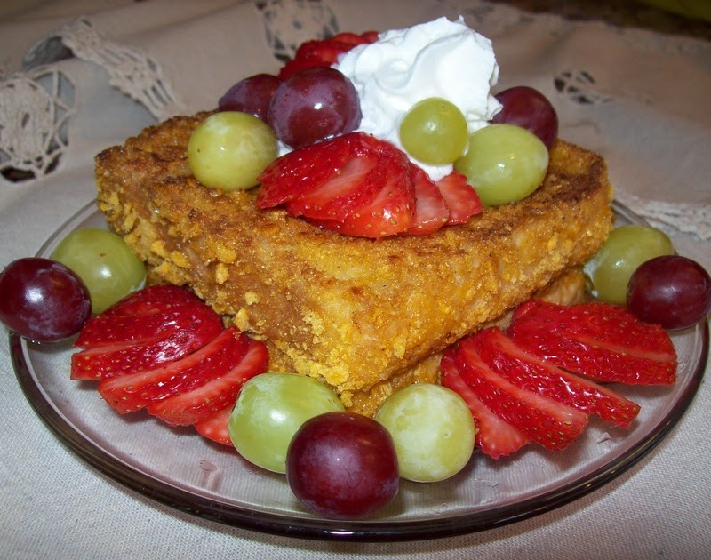 Blue Moon Cafe Captain Crunch French Toast Recipe