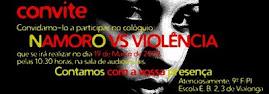 Colóquio-Namoro vs Violência