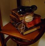 Livros que contam histórias, que revelam segredos nas entrelinhas
