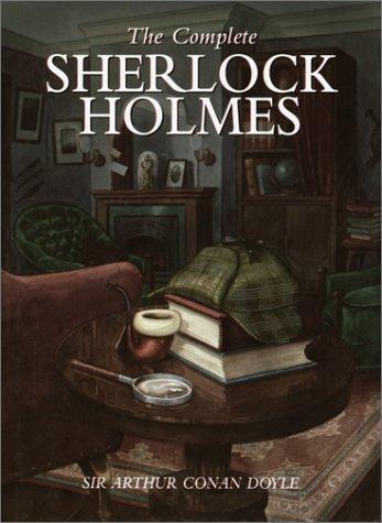 sherlock holmes arthur conan doyle book review
