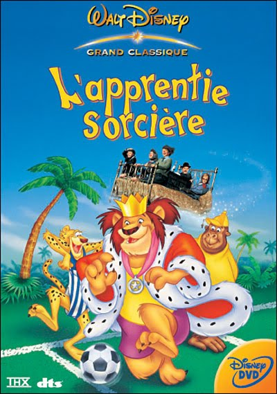 [MU] [DVDRiP] L&#039;Apprentie sorci??re [Walt Disney]
