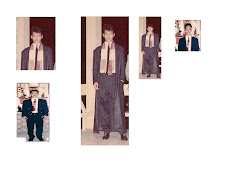 Gambar atau foto Master Tjung teck semasa remaja yang ganteng dan keren di Tahun 1988 Tahap  Study
