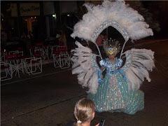 Armando el carnaval