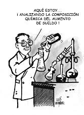 La química del sueldo