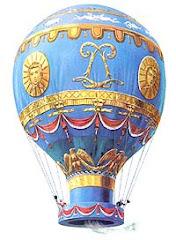 Primer globo aerostático