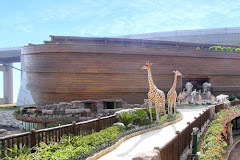 Arca de Noe en Hong Kong