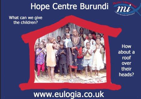 Hope Centre Burundi