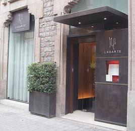 Lasarte, Barcelona, Catalunya, Head Chef Antonio Saez