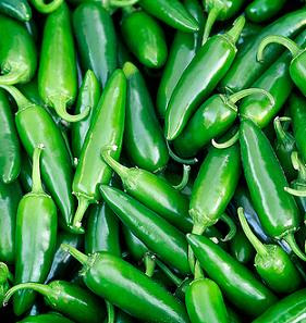 Jalapeo peppers