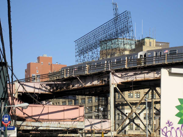 Superstructures - At Queens Plaza.