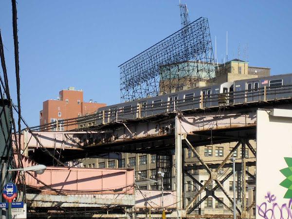 Superstructures - At Queens Plaza.