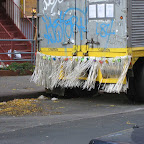 Hula Truck - On 13th St. off University Place.