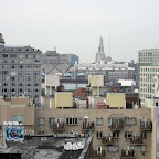 Burg to Burgh - From the Williamsburg Bridge. The building in the distance is the Williamsburgh Savings Bank.