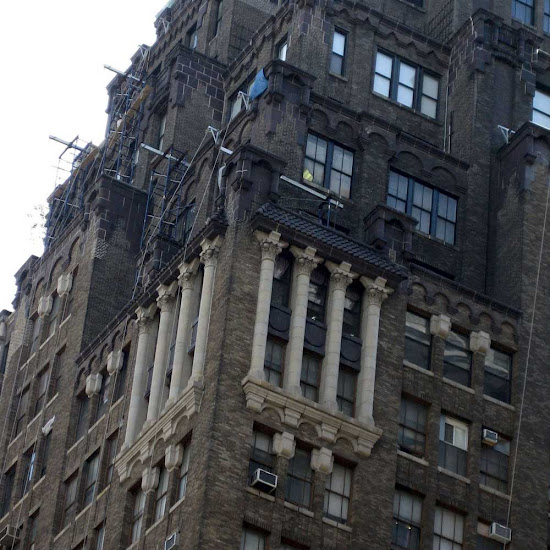 Old Smoky Corner - Above 8th Ave. & 37th St.