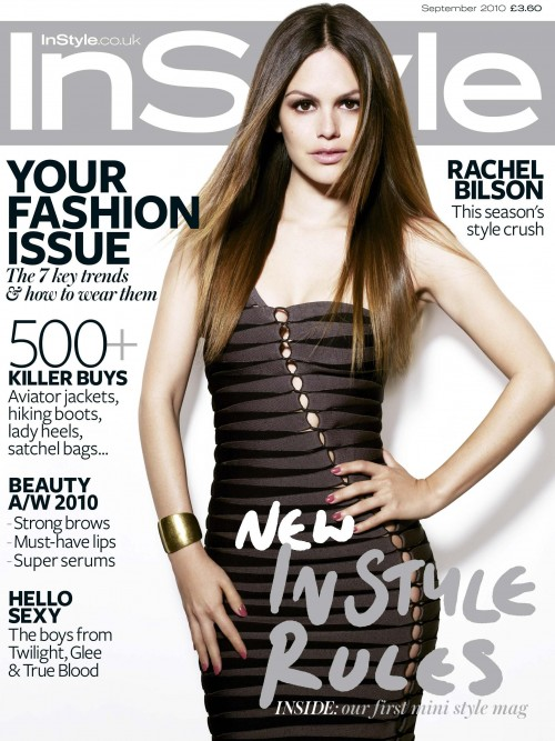 nicola roberts covers instyle