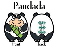PANDADA  熊貓太太(男仔)